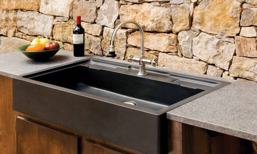 Stone Sink For Your Home Kitchen
